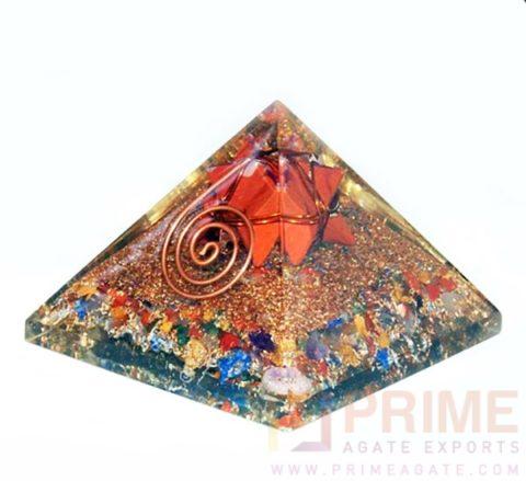 ChakraStoneOrgoneEnergyPyramid-WithJasperMerkabaStar