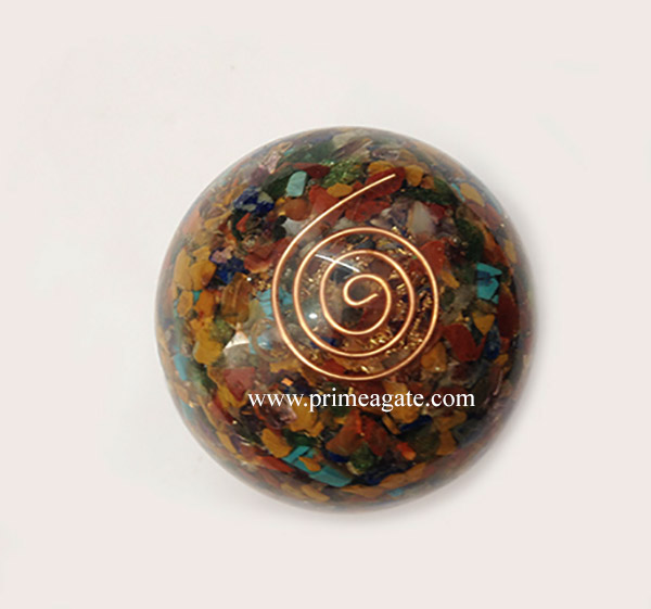 ChakraStonesOrgone-Ball