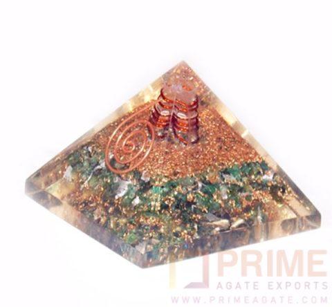 GreenJadeOrgoneEnergyPyramid