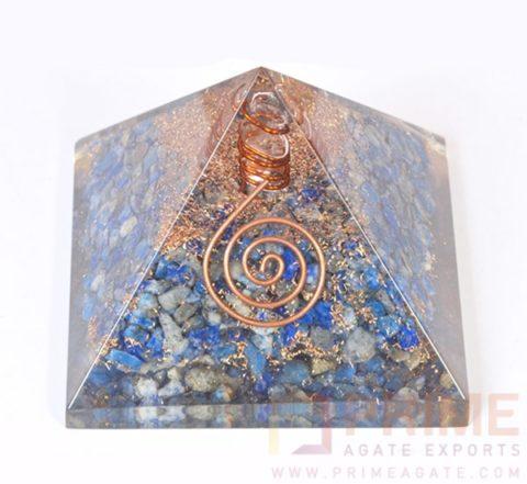LapizLazuliOrgonePyramid-WithCrystalPoint