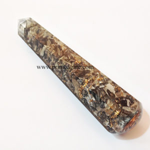 OrgoneBlueAventurineFaceted-MassageWand