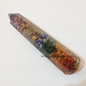 OrgoneChakraLayerFaceted-MassageWand