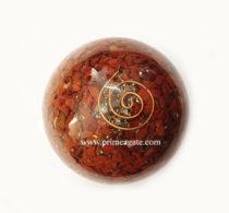 RedJasperOrgone-Ball