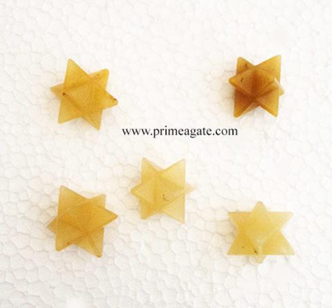 YellowAventurine-MerkabaStars