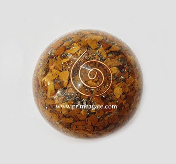 YellowAventurineOrgone-balls