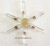 crystalQuartz6point(CrystalBall)-EnergyGenerator