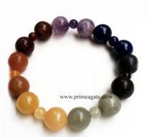 7ChakraStonesElastic-Bracelets