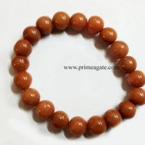 PeachAventurineBeads-Bracelets