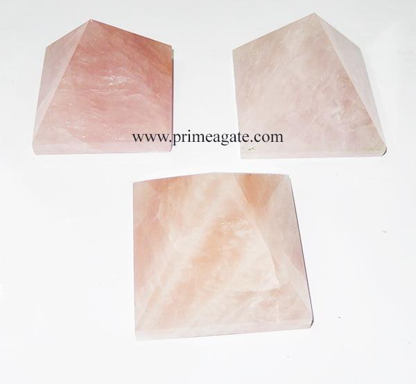 RoseQuartzBigSize-Pyramids