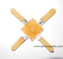 YellowAventurinePyramid-EnergyGenerator