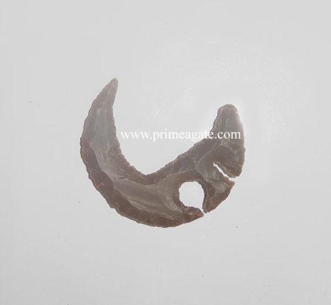 MoonShapeWithInsideHole-Arrowhead