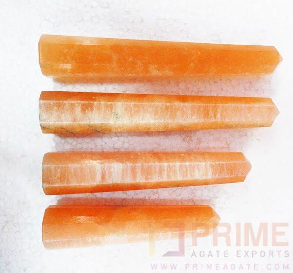 OrangeSelenite-Obelisk