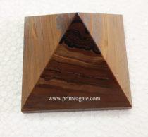 TigerEye-pyramids