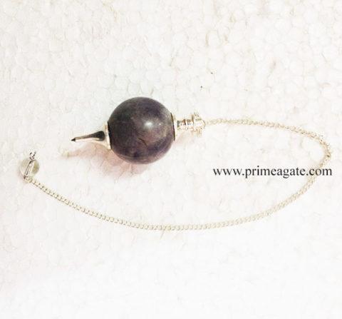 AmethystBall-Pendulums