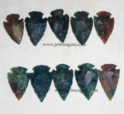 Bloodstone-Arrowheads