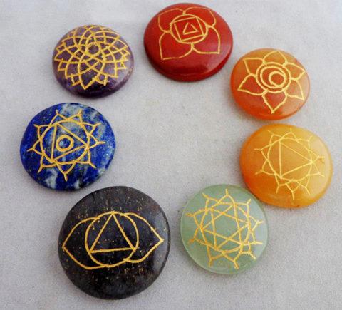 chakra-engraved-discs-set