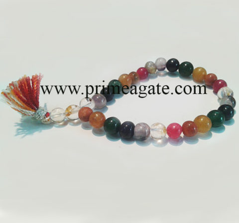 ChakraBeadsPower-Bracelet