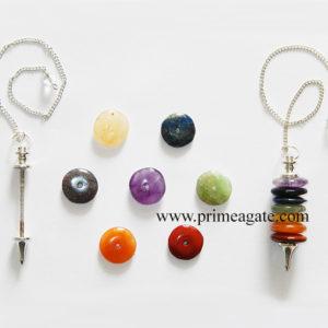 ChakraStonesDisc-Pendulum