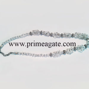 CrystalQuartzChips-Necklaces