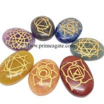 EngraveChakraWorryStones-set