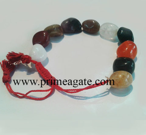 MixTumbleDString-Bracelet