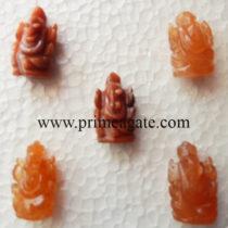 RedAventurine-Ganesha