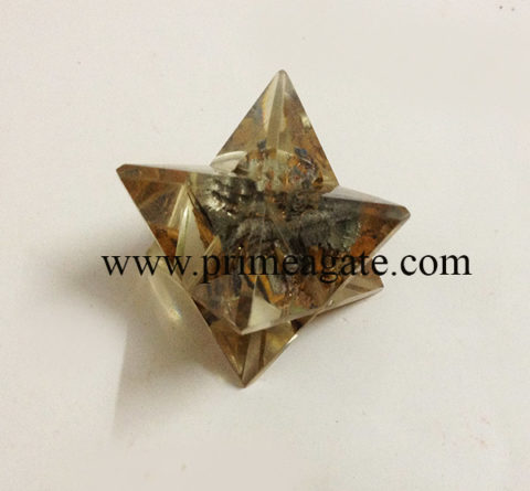 YellowAventurineOrgonite-MerkabaStars