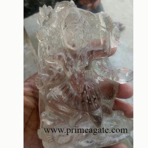 CrystalQuartzDurga-Idol