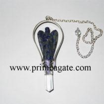 Lapis-Lazuli-Angel-Cage-Pendulum