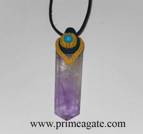Amethyst-Tibetian-Pendants-With-Black-Cords