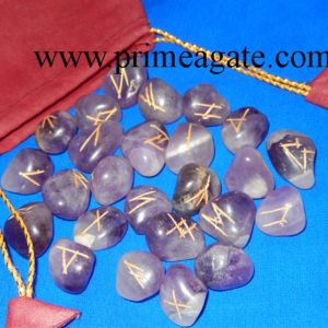 Amethyst-Rune-Set