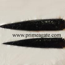 Black-Obsidian-7Inch-Arrowheads