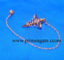 Copper-Coil-Metal-Pendulum