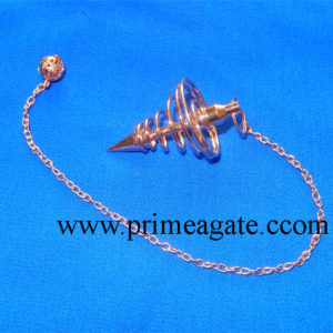 Copper-Coil-Metal-Pendulum