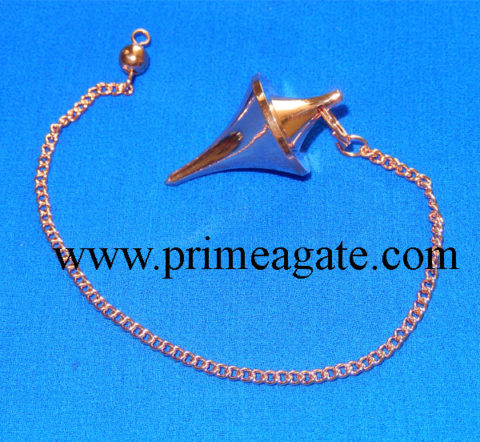 Copper-Double-Point-Metal-Pendulum