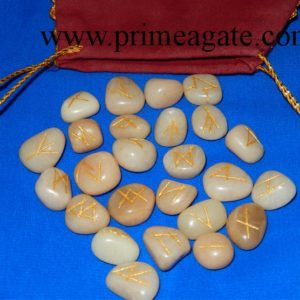 Cream-Moonstone-Tumble-Rune-Set
