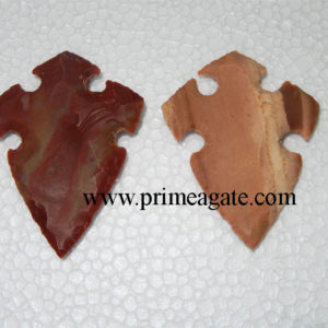Cross-Shape-Agate-Arrowhead-Artifacts