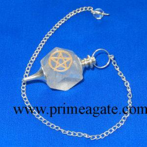 Crystal-Quartz-Pentagram-Engraved-Pendulum