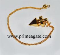 Golden-Cone-Disc-Pendulum