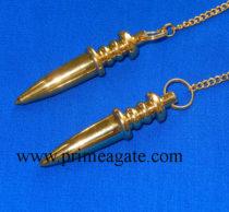 Golden-Sword-Metal-Pendulum