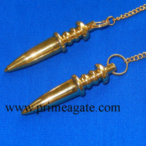 Golden-Sword-Metal-Pendulum