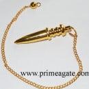 Golden-Sword-Metal-Pendulums