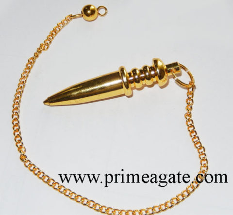 Golden-Sword-Metal-Pendulums