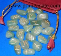 Green-Aventurine-Tumble-Rune-Set