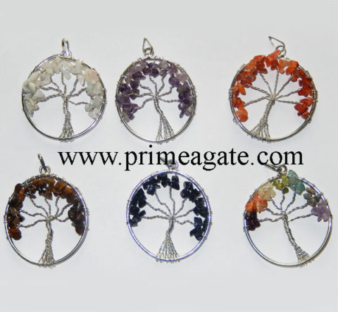 Mix-Tree-Of-Life-Pendants
