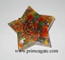 Orgone Star Pentagram