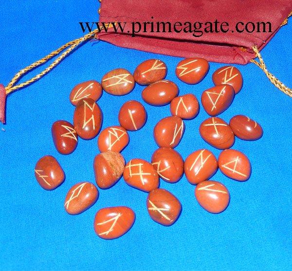 Red-Jasper-Rune-Set