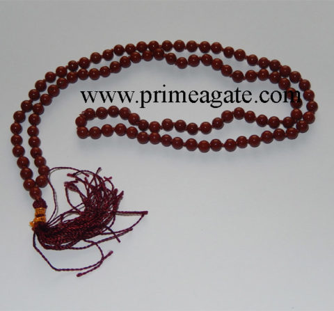 Red-Jasper-Threaded-Jap-Mala