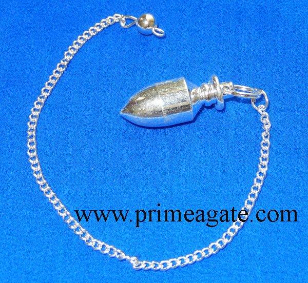 Silver-Bullet-Metal-Pendulum