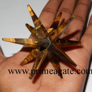 Tiger-Eye-12Points-Star